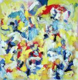 2003 - Huile sur toile 50 x 50 cm