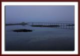 Early morning haze