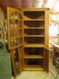 Corner Cupboard in Dean's Shop