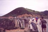 Big Sur International Marathon, Big Sur to Carmel, California. April 28, 2002