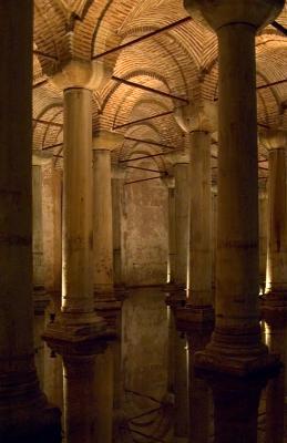 Yerebatan Sarnici (cistern)