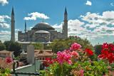 Aya Sofya brilliant view