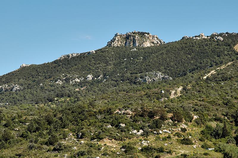 View of Kantara from Kamlica