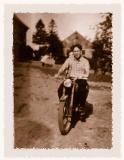 Motorcycling in Wegorzewo