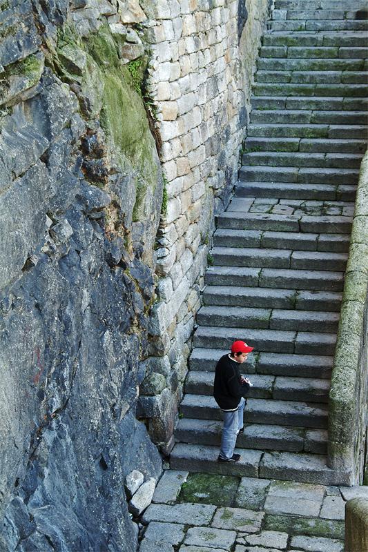 Escadas do Colégio #2