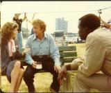Gilda, Gene and Sidney Poitier - 1981082806
