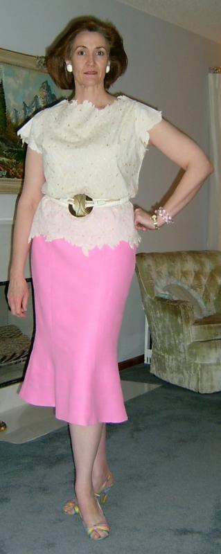 Mrs Stylebook Skirt