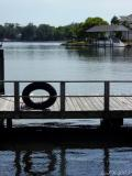 Tire and Dock Reflected wb.JPG