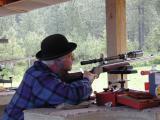 Tommy Mason, WA., Range owner