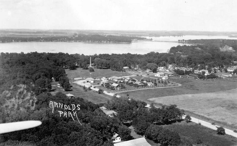 Arnolds Park 1920s