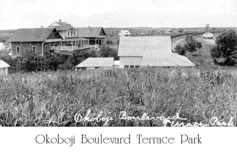 Okoboji Blvd Terrace Park 1909