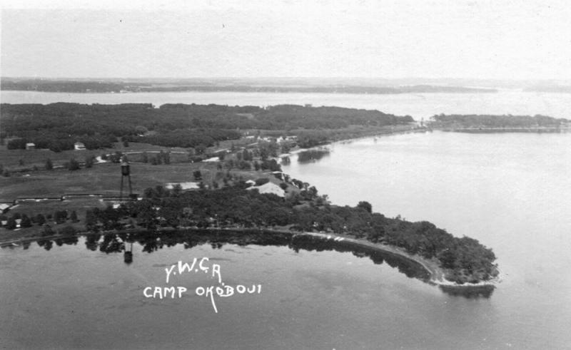 YWCA Camp Okoboji Emerson Bay