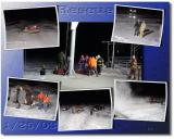 Snowmobile rescue January 25, 2003