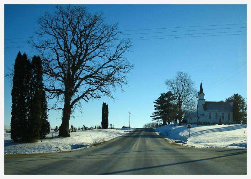church at the crossroads