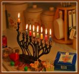 The Seventh Night of Chanukah