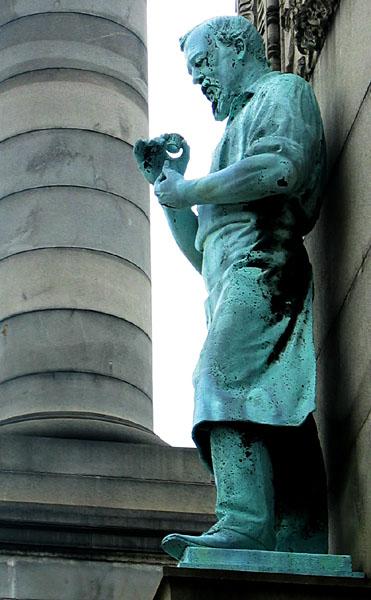 Smith Memorial<br>Richard Smith, Typefounder<br>8466