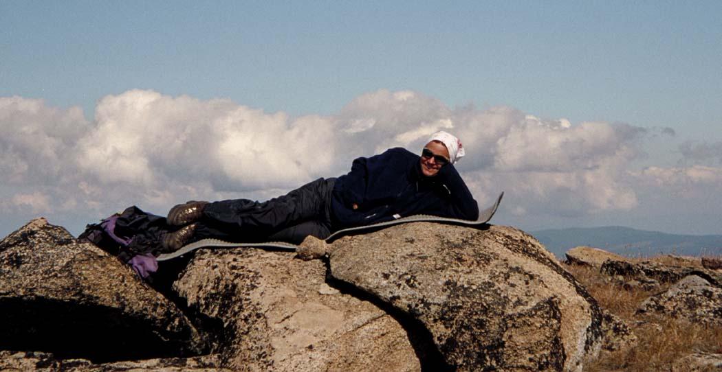 K, Sheep Mt Summit (Pasayten Wilderness)
