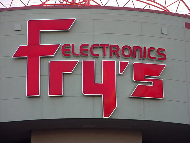 Frys Electronics <br> 602-659-8500