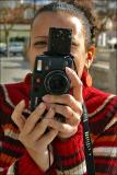 25.12.2004 ... Helena and my very used G2 ....