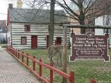 Barnett Bobb Log House