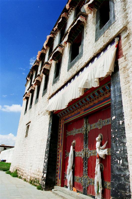 Potala Palace¡i¥¬¹F©Ô®c¡j