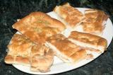 focaccia and prosciutto (large)