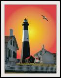 Red Sky Lighthouse