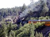 Durango and Silverton Narrow Gauge RR