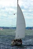 Sailing On The Hudson