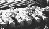 Three Twin-Choke Weber Carbsby Pinback