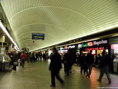 Penn Station Rush Hour