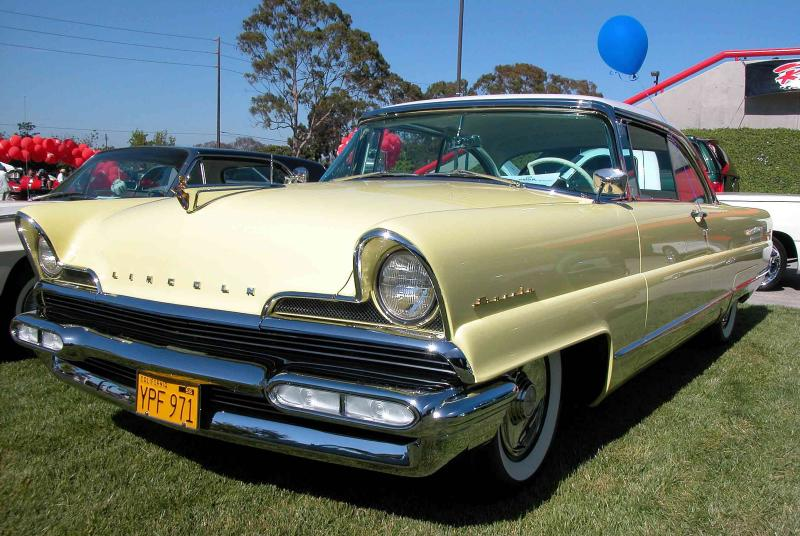 1956 Lincoln Premier - Click on photo for much more info