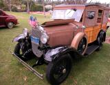 1930 Ford Woodie model A