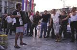 Celebration in Osijek