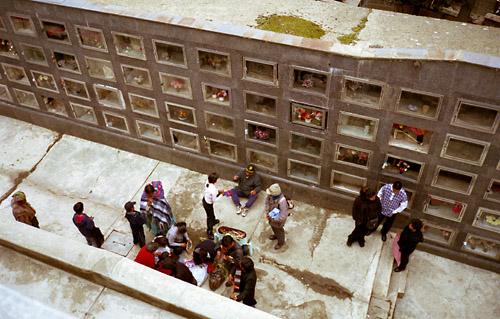 Day of the Dead - La Paz