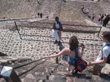 Descending Pyramid of Sun
