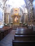 Dominican Cathedral in Puebla