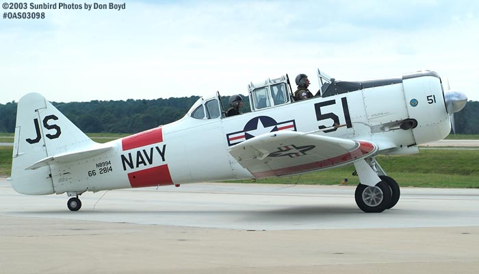 Todd L. Winemillers North American Harvard 2 N8994 aviation stock photo #6955