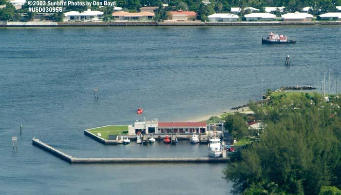 2003 - Coast Guard Station Ft. Lauderdale - Coast Guard stock photo #7092