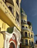 Oradea - Vulturul Negru arcade