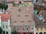 Sibiu - city of squinting windows