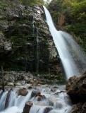Urlatoarea Waterfall, near Busteni