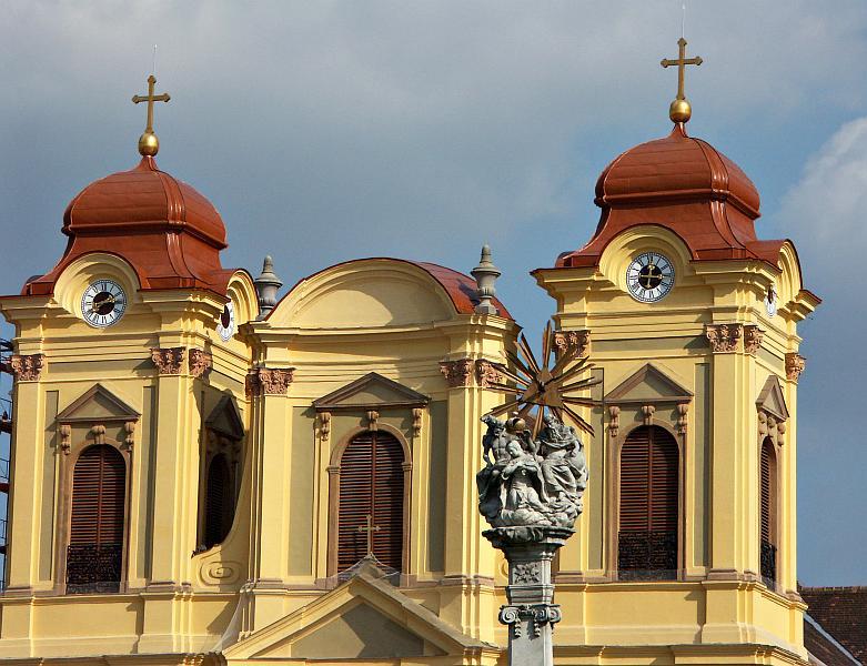 Timisoara - Roman Catholic Cathedral