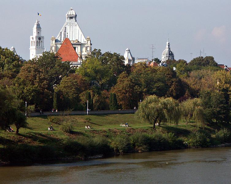 Arad - River Mures