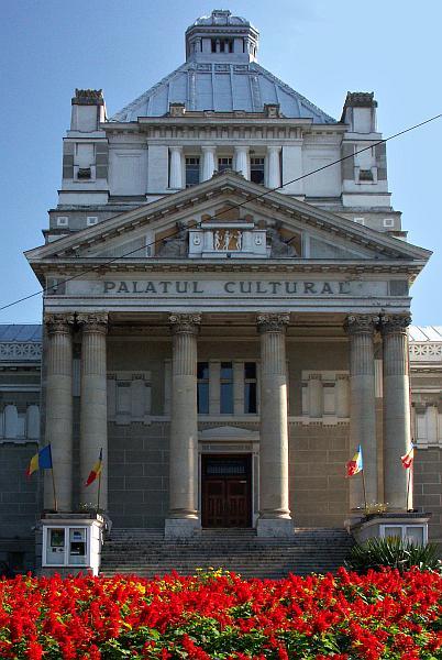 Arad - Palace of Culture
