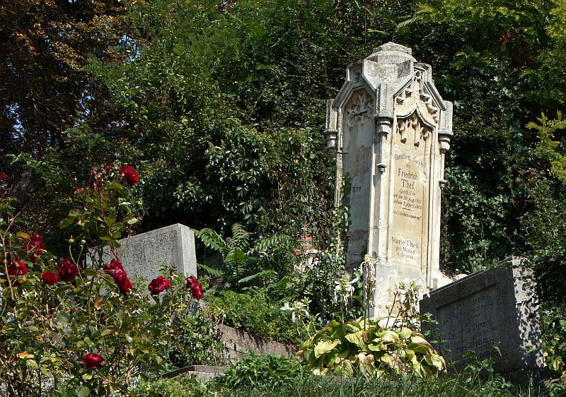 Sighisoara - German Cemetery