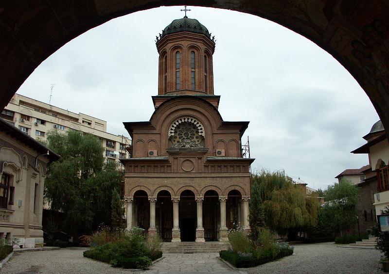 Bucharest - Antim Monastery