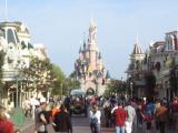 Disneyland Paris, May 2005- France