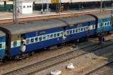 Non Air Con second class rail car