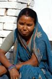 Woman in Gwalior